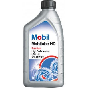 Mobil Mobilube HD 80W-90, 1л.