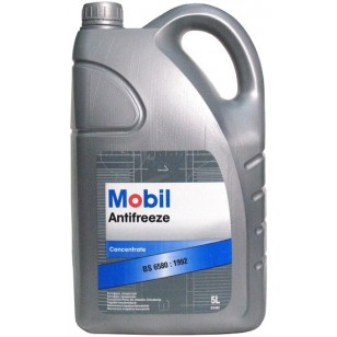 Mobil Antifreeze Advanced, 5л.