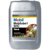 Mobil Mobilube 1 SHC 75W-90, 20л.