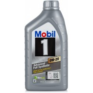 Mobil 1 Advanced Fuel Economy 0W-20, 1л.