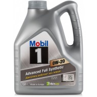 Mobil 1 Advanced Fuel Economy 0W-20 4л.