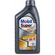 Mobil Super 3000 Diesel 5W-40, 1л.