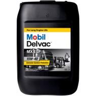 Mobil Delvac MX ESP 15W-40, 20л.
