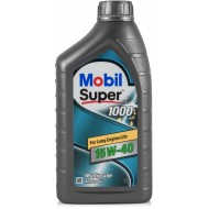 Mobil Super 1000 X1 15W-40, 1л.