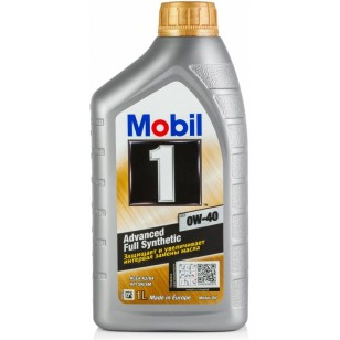 Mobil New Life 0W-40, 1л.