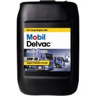 Mobil Delvac Super 1400 10W-30, 20л.