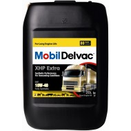 Mobil Delvac XHP Extra 10W-40, 20л.