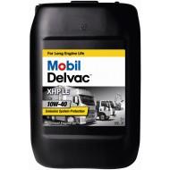 Mobil Delvac XHP LE 10W-40, 20л.