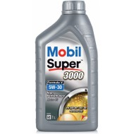 Mobil Super 3000 Formula V 5W-30, 1л.